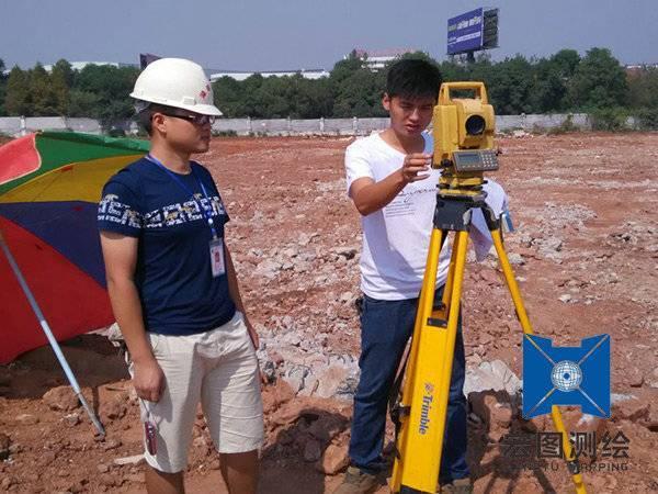 房屋建筑规划定位测量
