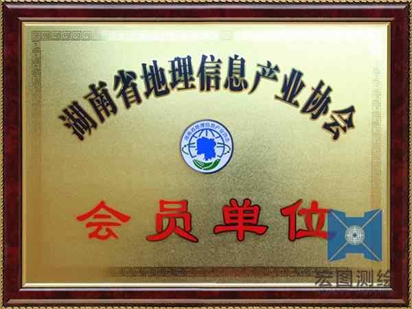 湖南省地理信息产业协会会员单位