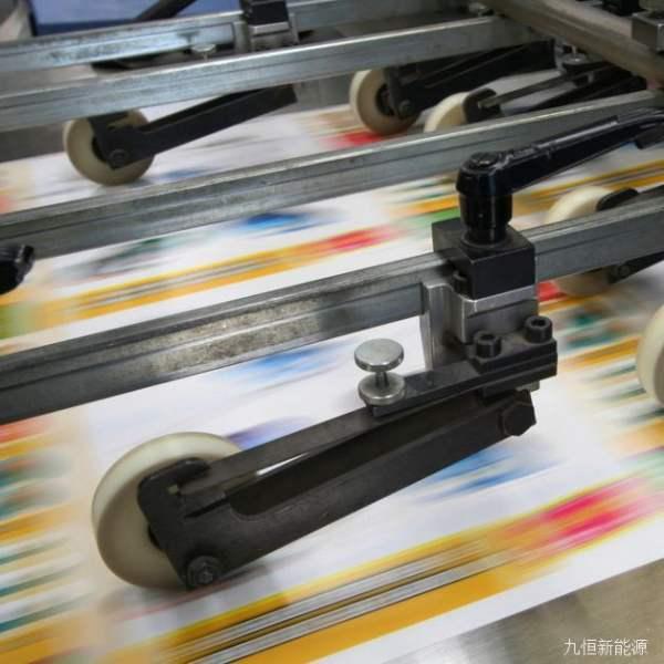 印刷行業熱泵烘干解決方案