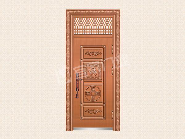 YJ-6013 招福纳祥(真黄铜)