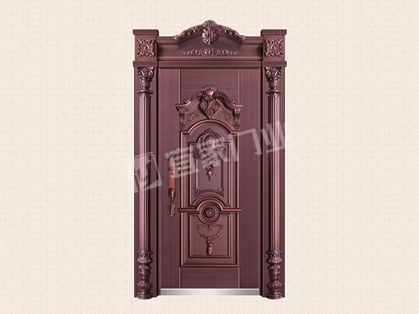 YJ-9018爱丽含宫(真紫铜)