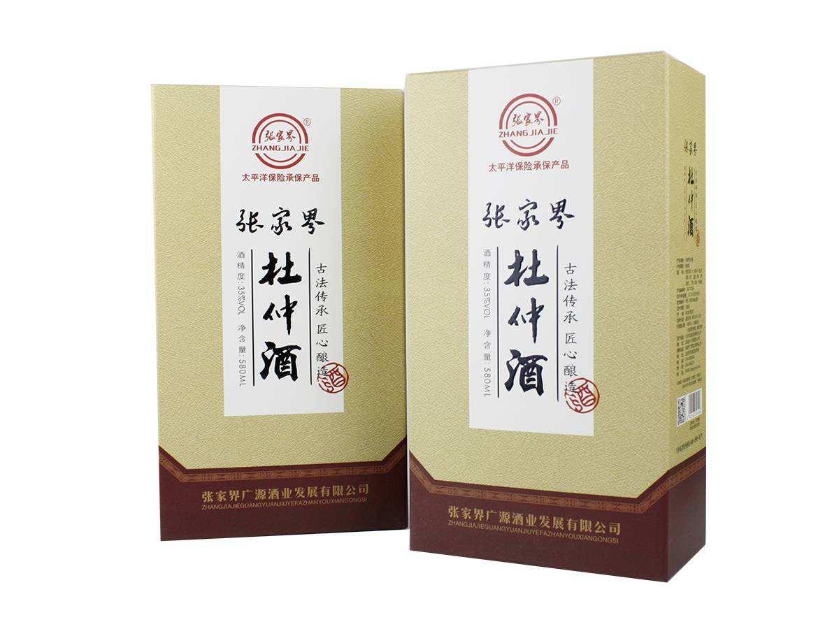 杜仲酒禮盒
