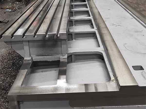 型材機底座