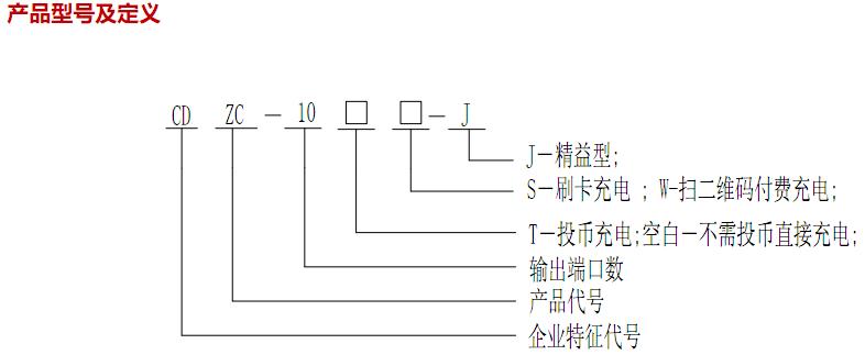 CDZC-10-J十回路精益型智能充电站