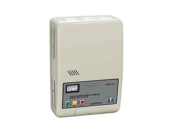 SVC-B-系列壁掛式高精度交流穩壓器