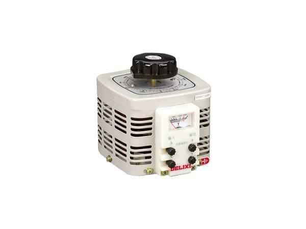 TDGC-TDGC2-系列单相接触调压器
