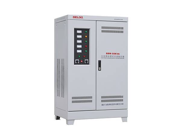 SBW-系列三相大功率补偿式电力稳压器