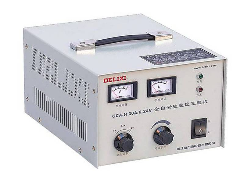 GCA-H系列硅整流充電機