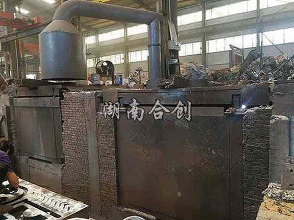 5T鋼殼爐