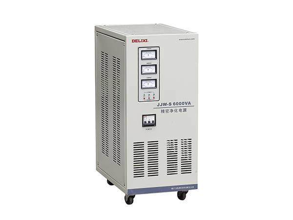 JJW-S精密净化型交流稳压器