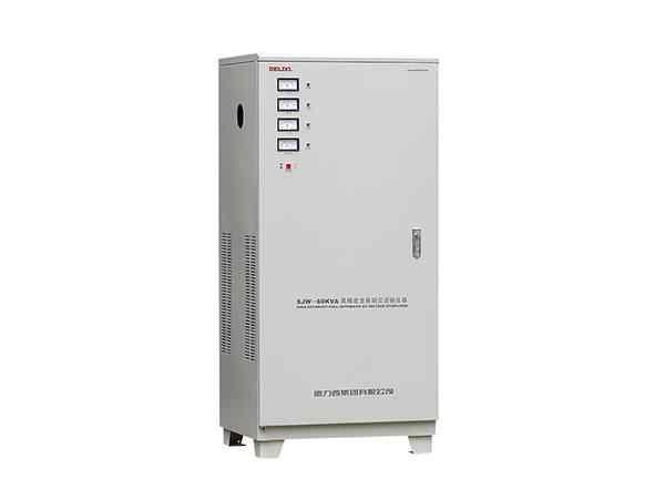 SJW-系列三相高精度全自動交流穩壓器