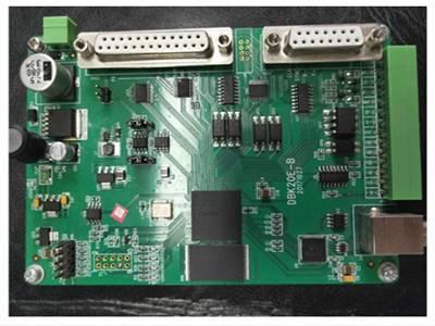 激光清洗控制系统双轴版