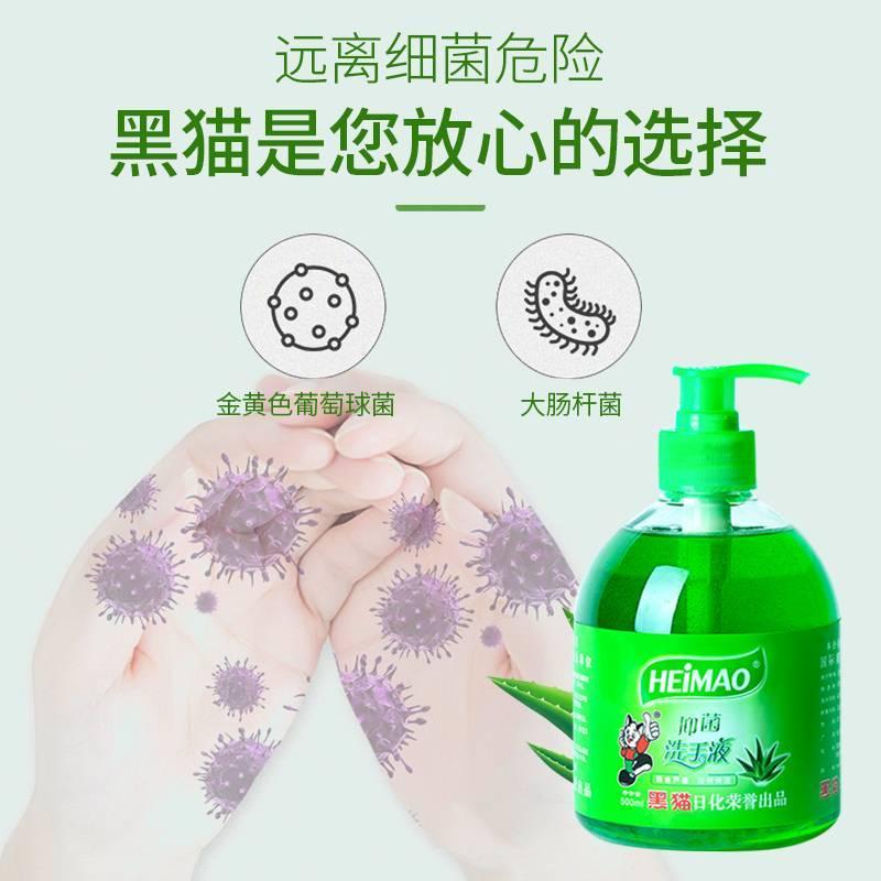 抑菌洗手液500ml