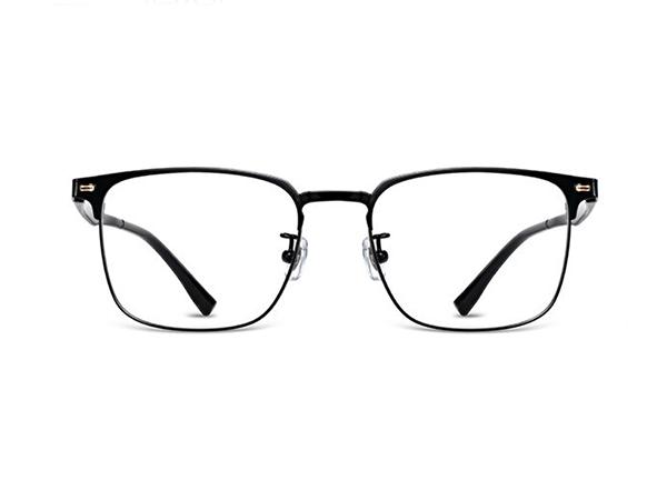 派丽蒙近视眼镜男大框镜架