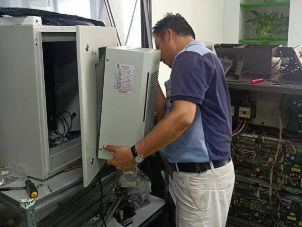 为数控切割系统装置空调