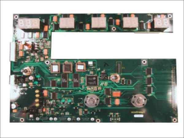 海宝气控箱控制板维修展示