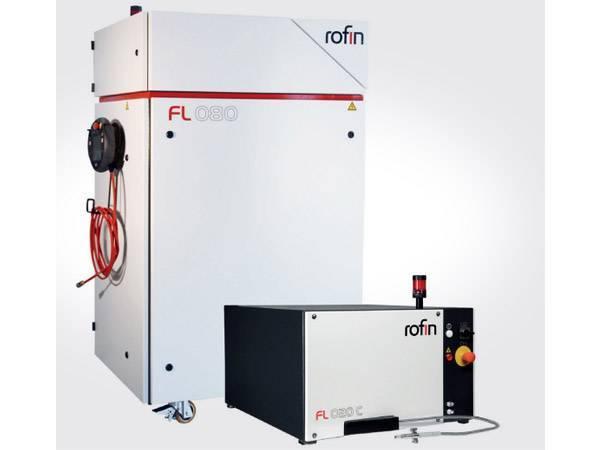 锐科RFL-C300光纤激光器维修展示