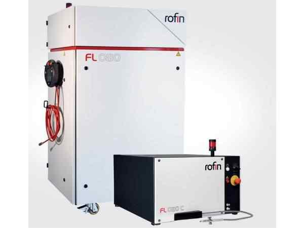 Rofin-FL-080光纤激光器维修展示