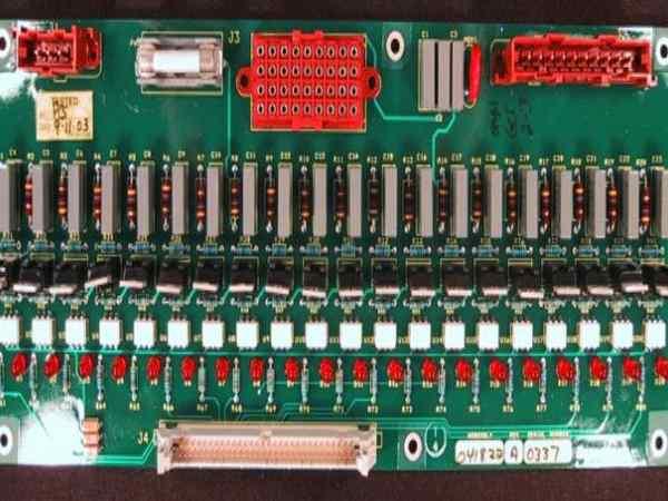 海宝气控箱驱动板维修展示