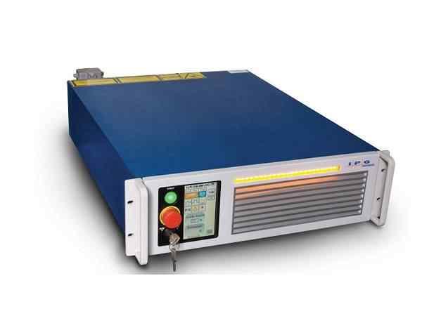 500W-IPG光纤激光器维修展示