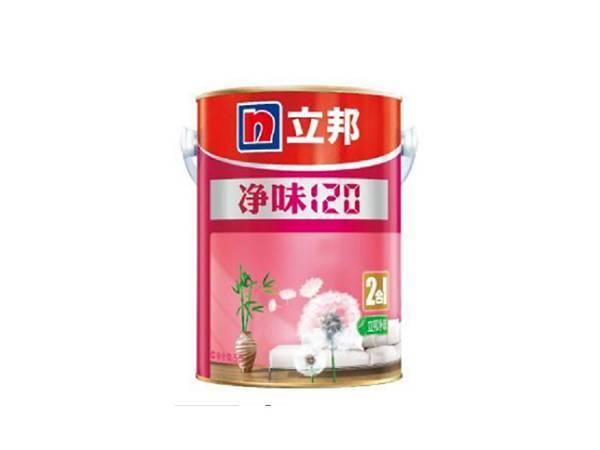 立邦乳胶漆5L净味120