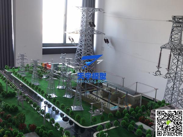 国家电网输变电工程模型
