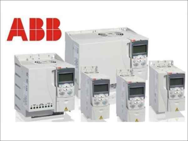 ABB变频器维修展示