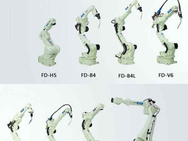 切割&焊接机器人维修