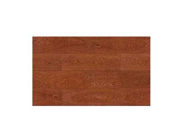 安信地板实木地板番龙眼咖色