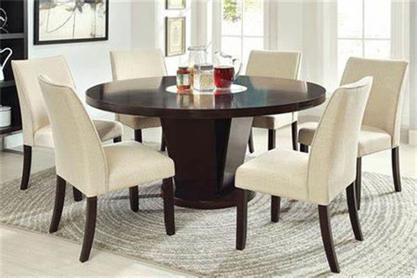 餐桌的款式都有哪些?探知餐桌选择的注意事项是什么?