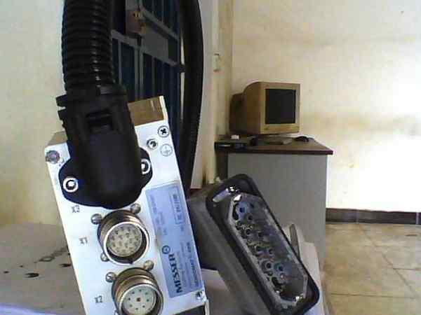 梅赛尔定制IHT弧压调高控制器维修展示