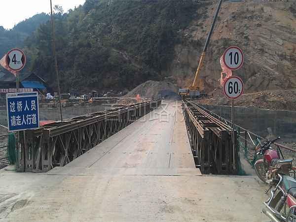 怀溆高速321钢桥