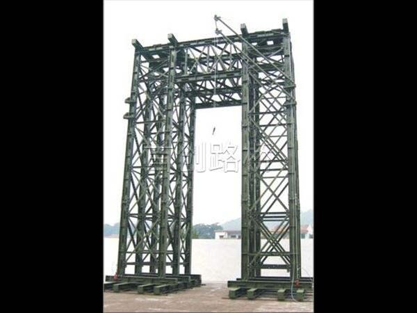 贝雷片与贝雷桥有哪些区别