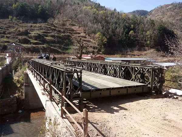 云南路桥东川321钢桥