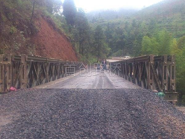 永州路桥道县国道改造27m钢桥