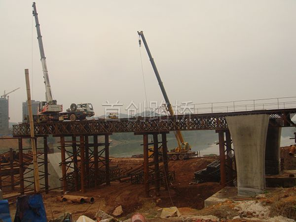 江西赣州市信丰县桃江大桥改造工程项目(租赁业务)