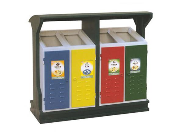 垃圾分类箱