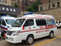 金杯海狮2.0L高顶监护型救护车