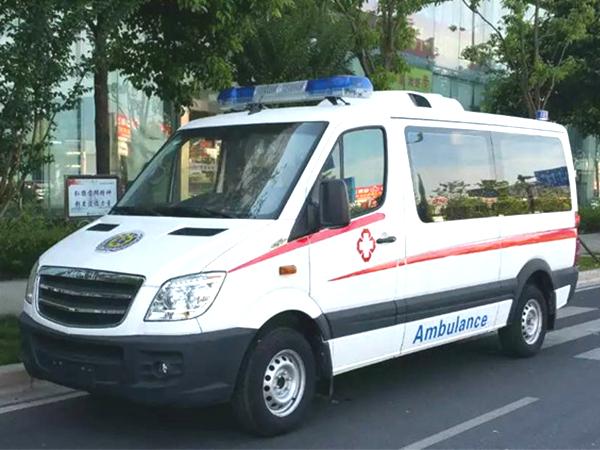 海格凌特监护型救护车