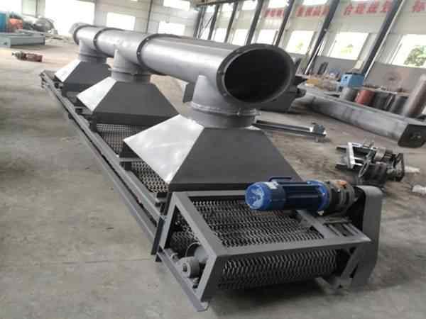 不銹鐵鋼網自動斷棒輸送機