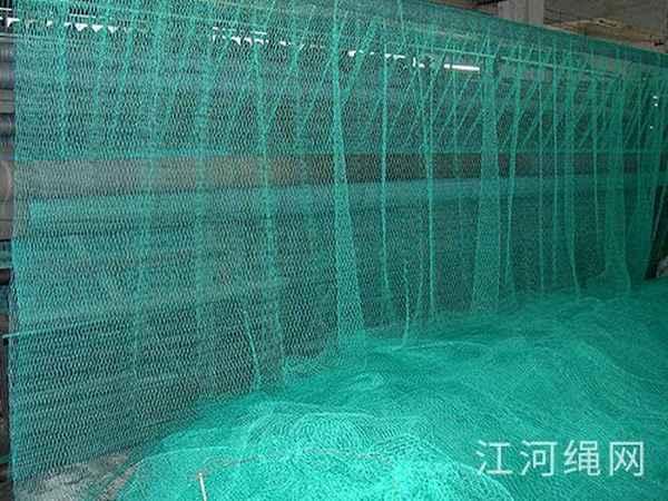 聚乙烯有结网片织网机