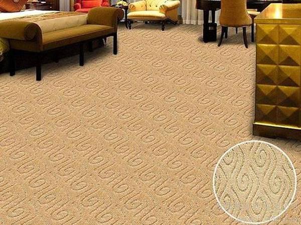 酒店地毯清洗的步骤和方法