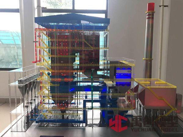 410T锅炉模型、流化床锅炉模型、电站锅炉模型、工业锅炉模型