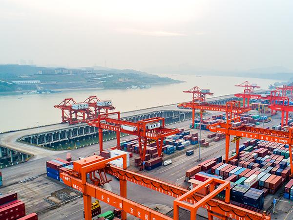 港行设备安装及水上交管工程