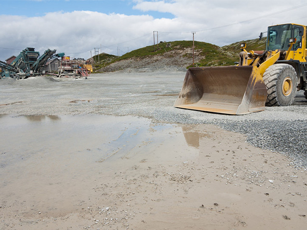 矿山工程施工总承包