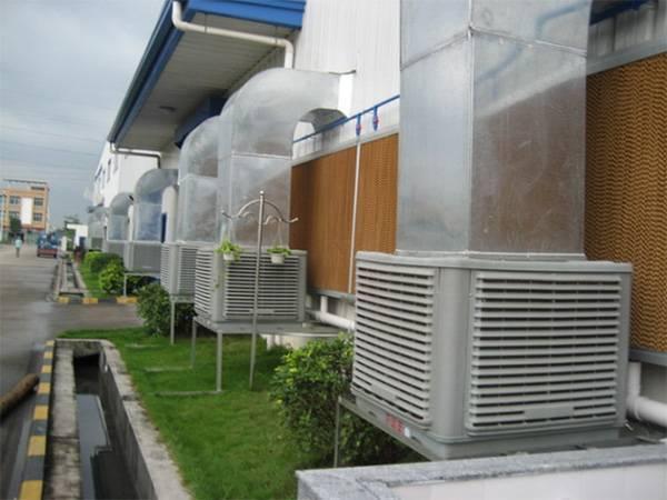 环保空调设计多元组合案例