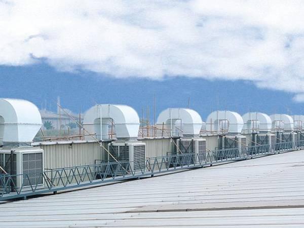 健力宝厂环保空调案例