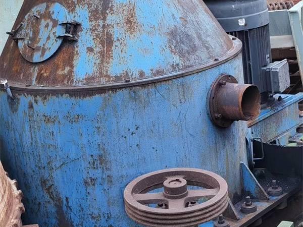末煤离心脱水机