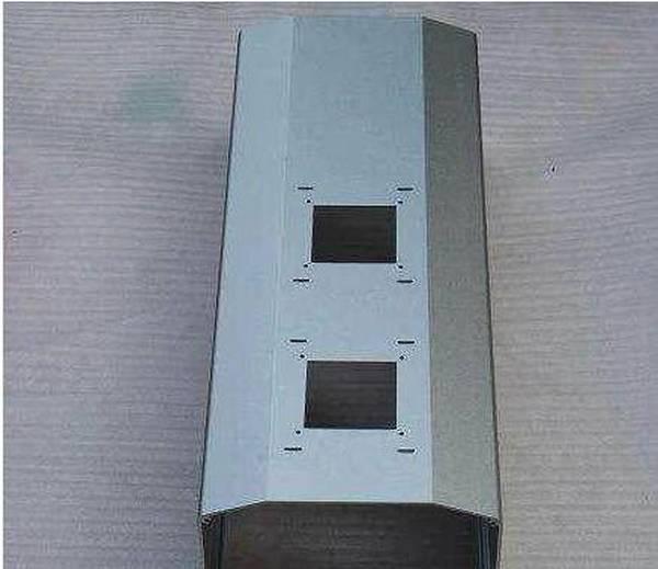 用先进的加工技术来减轻工业铝型材加工变形