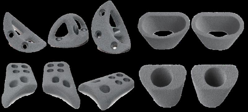 3D打印多孔钽金属系列产品